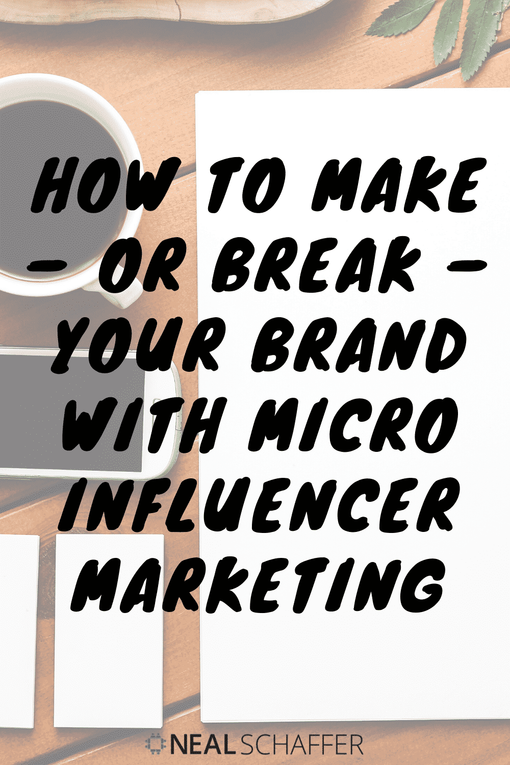 Trying to figure out micro influencer marketing? Learn how micro-influencers can make - or break - your brand and how to best leverage them.