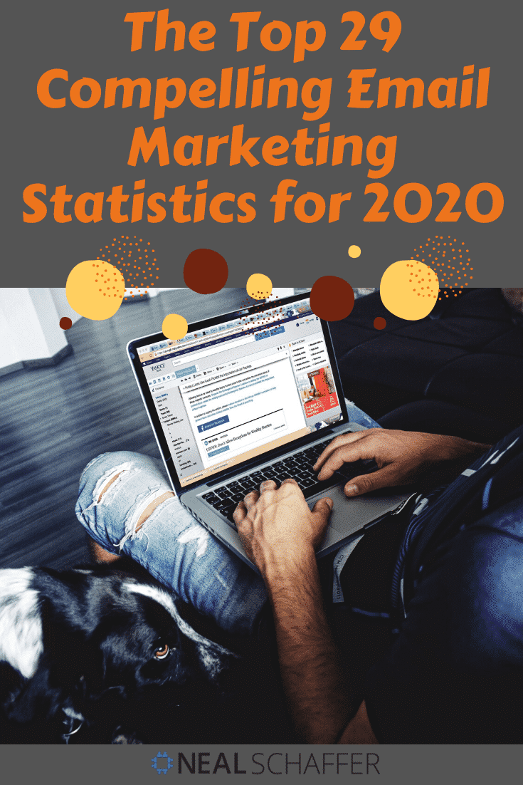 Don't believe the incredible ROI that email marketing generates? Check out these 29 up-to-date and compelling email marketing statistics for 2020.