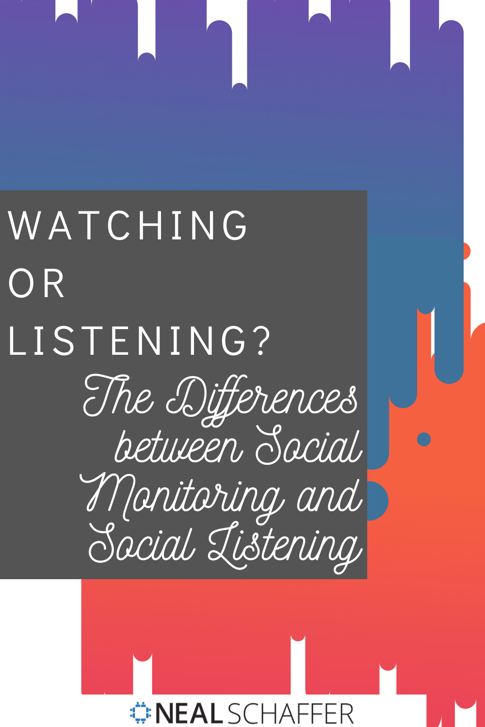 Do you understand the differences between Social Listening and Social Media Monitoring? If not you should - read on for why and detailed explanations.