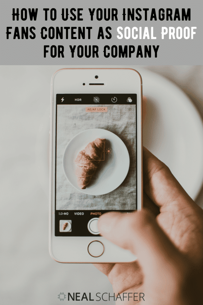 Need social proof for your Instagram marketing? Leveraging the Instagram user generated content from your fans is the easiest and most effective way. Here's