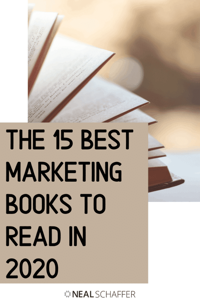 Looking to stay ahead of your competition? These are the 15 best marketing books you should be reading in 2020 to learn and implement from.