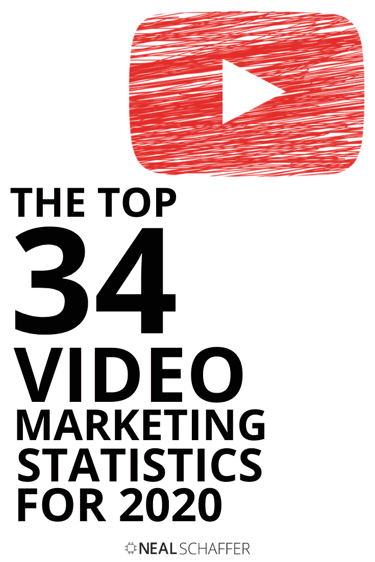 Here are the top 34 video marketing statistics that you need to know to maximize your video marketing ROI in 2020, including stats on YouTube, Instagram, ...