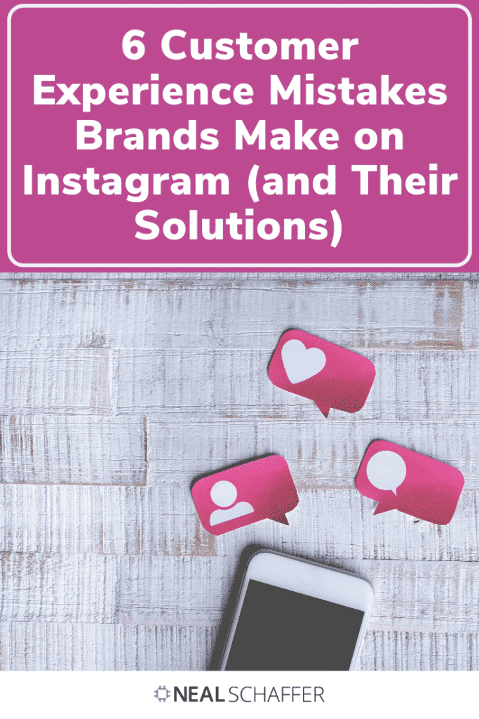 You want to avoid making Instagram mistakes that impact your customer experience. Here's some examples and solutions that can help you improve.