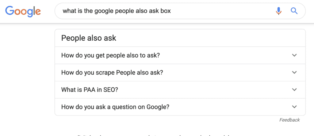 How to Utilize and Optimize Your Content Marketing for the Google People Also Ask (PAA) Box