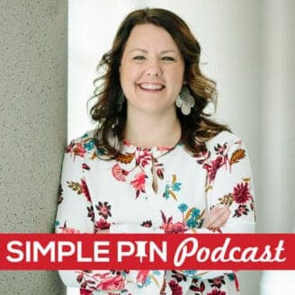 simple pin podcast by kate ahl