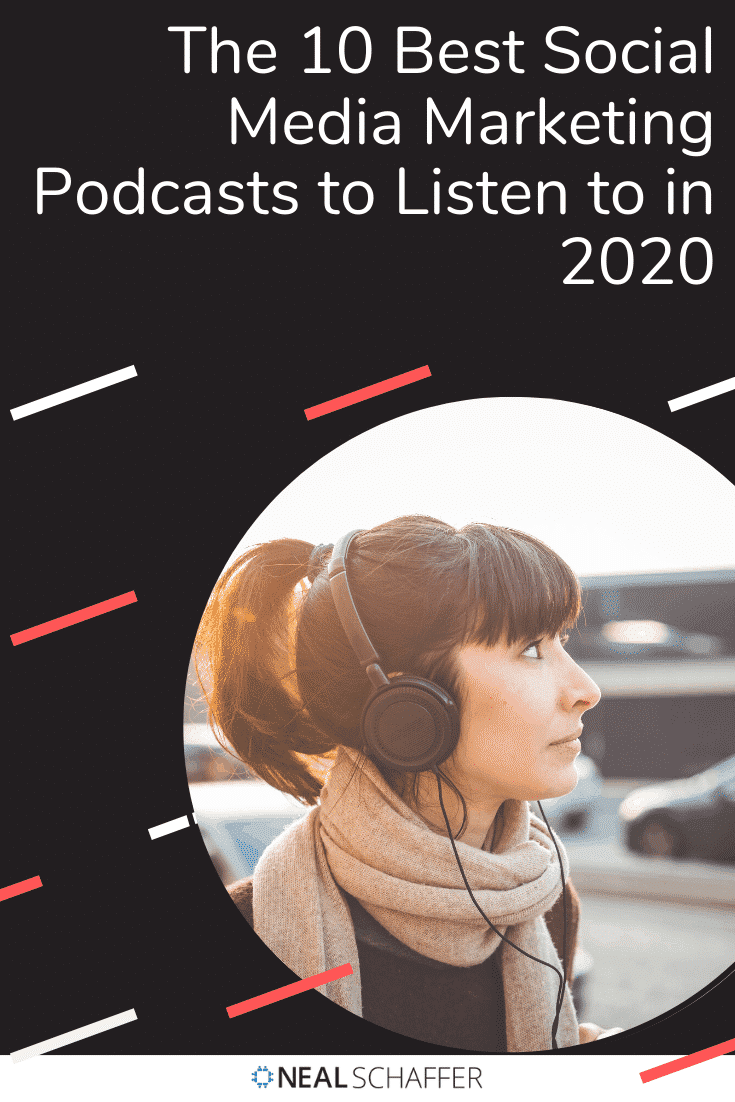 Looking for the best social media marketing podcasts to listen to in 2020 to give you or your company the competitive edge? Look no further! Here are 10...