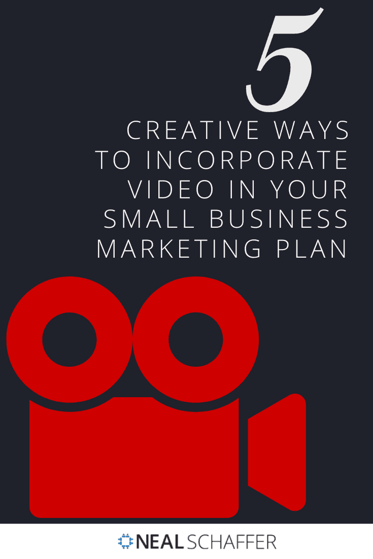 Looking for some creative ways to incorporate more video in your small business video marketing strategy? Look no further! Here are 5 ideas to try!