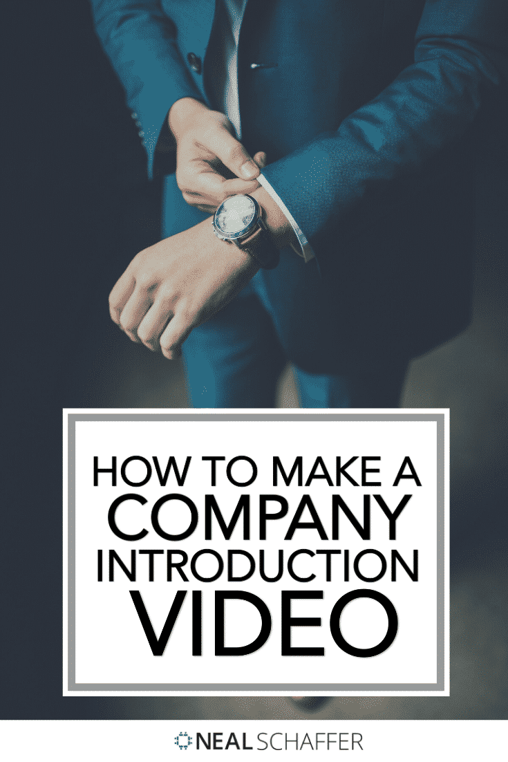 So many companies waste marketing budget on company introduction videos that don't sell. Learn how to make a company introduction video the right way.