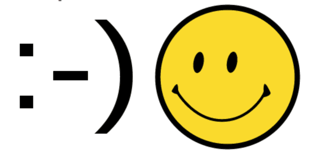 Emoticon marketing strategy