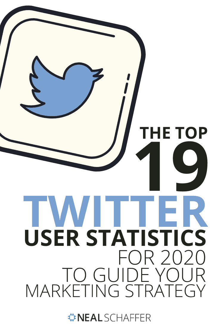 "While not the sexiest of social networks, Twitter marketing delivers ROI for those that ""get it."" These Twitter user statistics for 2020 will help you learn"