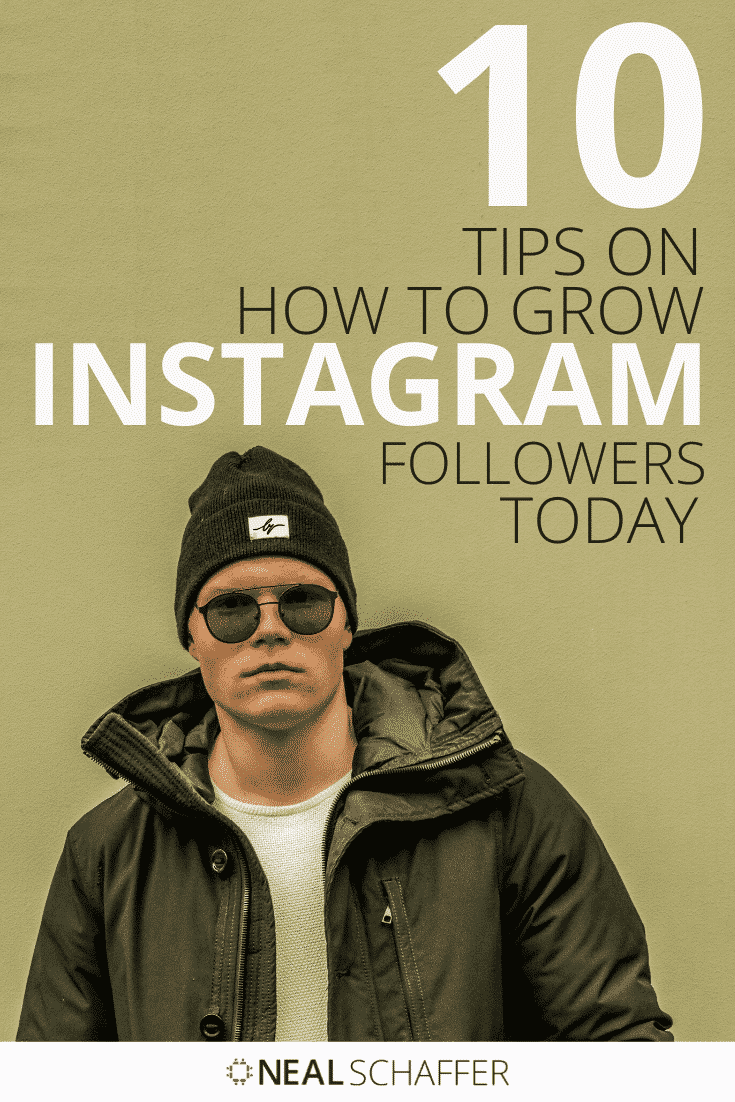 It's not easy to grow Instagram followers and can take time, but don't be stressed: With these tips to grow followers, you'll be on your way to success!