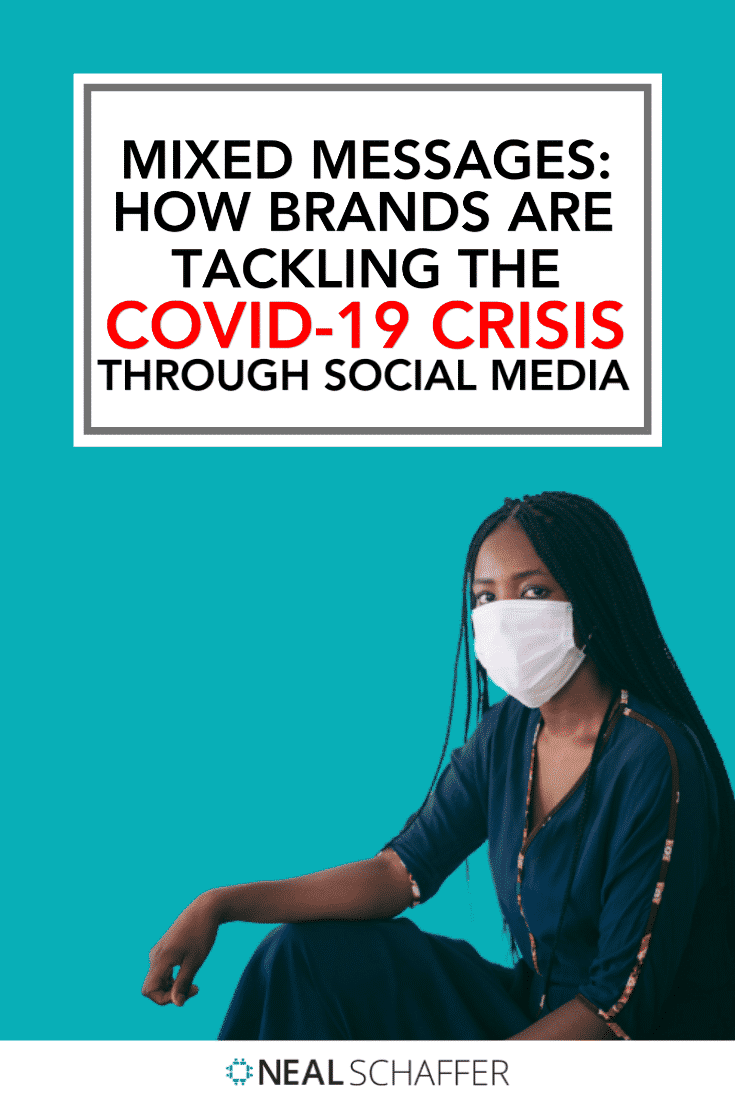 Find out how popular brands managing their social media crisis communication during COVID19. Selection of the good, the bad and the funny ones.