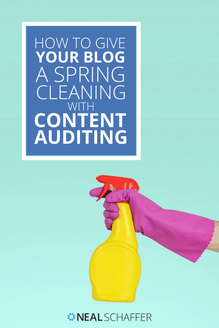 A five-step process for spring cleaning your website with content auditing. Increase traffic, improve SEO, boost engagement, skyrocket conversions & more.
