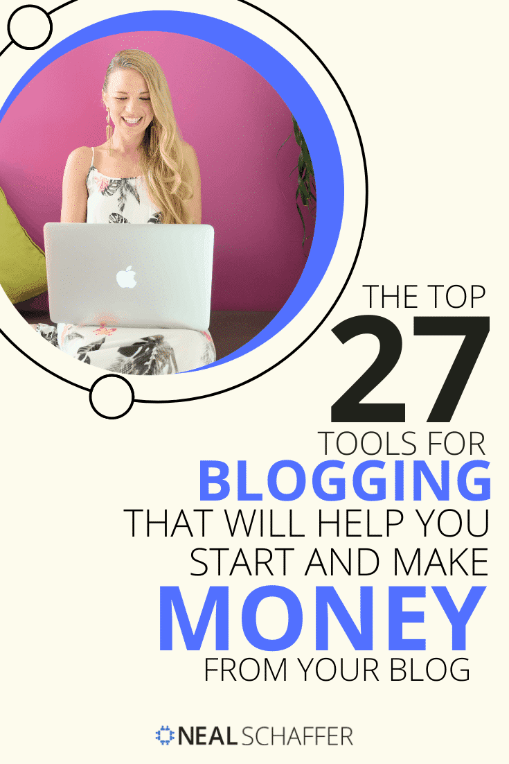 If you want to create and manage a successful blog, you need to understand which blogging tools exist and how they can help you. This post is all you need!