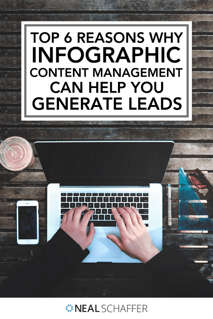 Looking to invest in infographic content marketing? Here are the top 6 reasons why infographics in content marketing generate leads.