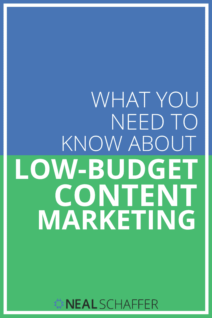 Find out what you need to know before you dip your toes into content marketing on a budget and how you can hone your program and keep it effective.
