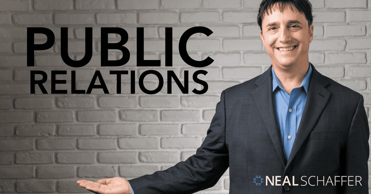 An Introduction to Public Relations and Social Media