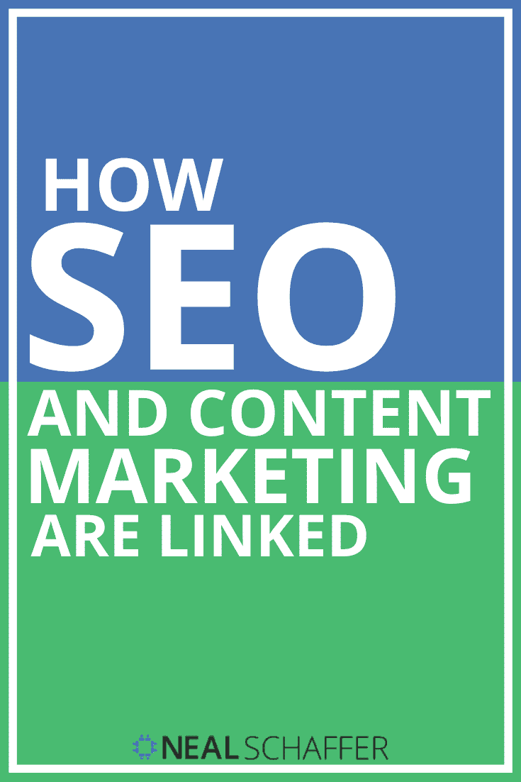 Should I do SEO? Content marketing? Both? Let me teach you the relationship between SEO and content marketing and why you need both for blogging success.