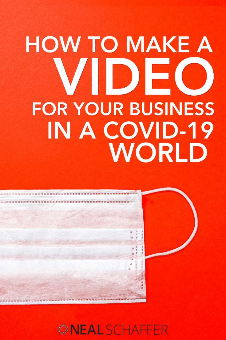 During COVID-19 one thing has become clear: The next best thing to a face-to-face meeting is video. Learn how to make video a part of your marketing today.