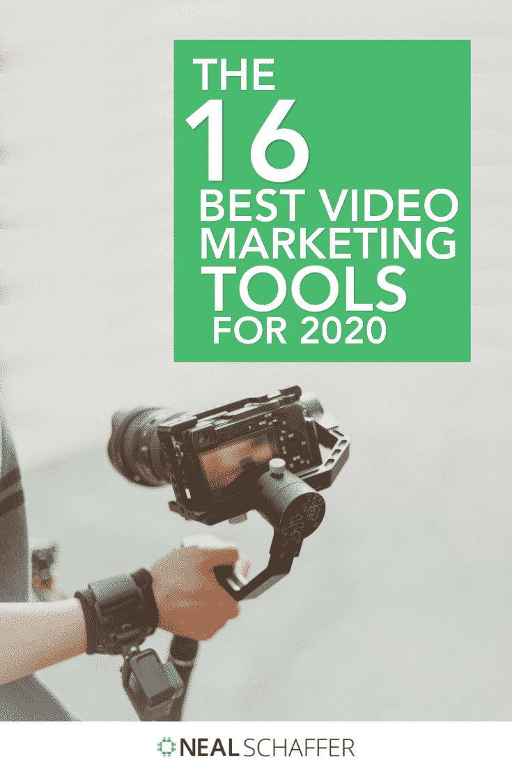 Here are the best video marketing tools for you to consider for your video creation, editing, hosting, analytics, livestream, YouTube SEO, and more!