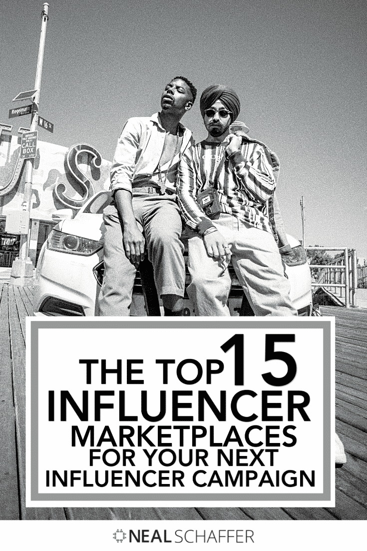 Looking for an influencer marketplace for your next influencer campaign? Check out this definitive list of the top 15, including details on how they work.