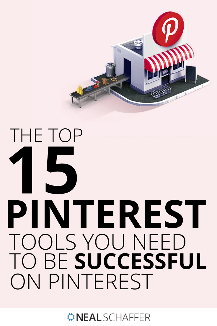 Looking to ramp up your Pinterest marketing? Check out these 15 Pinterest tools that can help you with pinning, collaboration, contests, analytics and more.