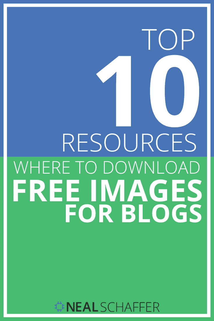 Here's my favorite resources of where to find free images for blogs. Any website content should contain not only solid text but also visuals for SEO.