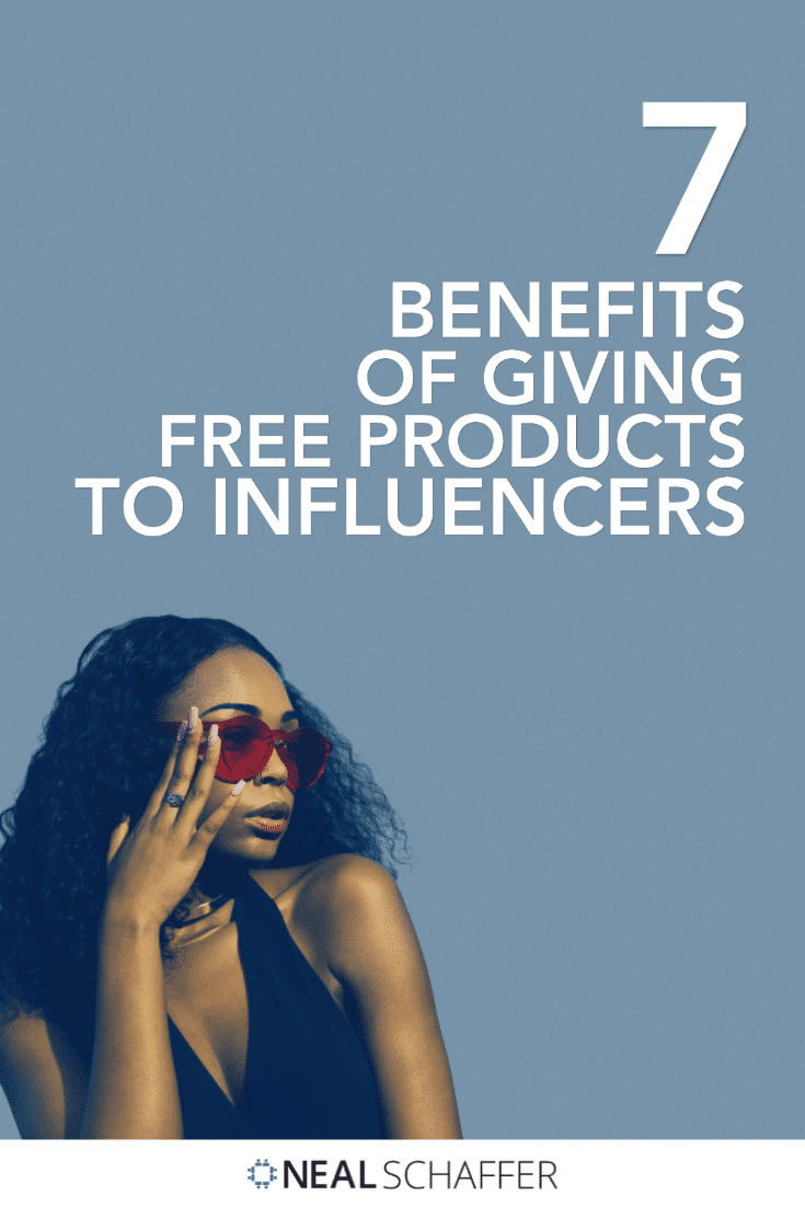 Influencer gifting - giving free products to your influencers - can create and return value to your brand in a number of ways. Learn 7 of them here.