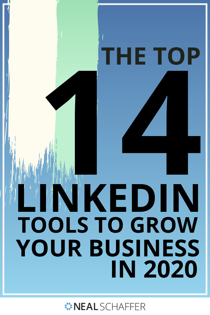 """Looking for LinkedIn tools to supercharge your sales and marketing on LinkedIn? Look no further: Here are 15 """"secret"""" tools to help your social selling!"""