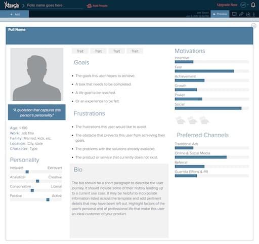 customer-persona-template-xtensio