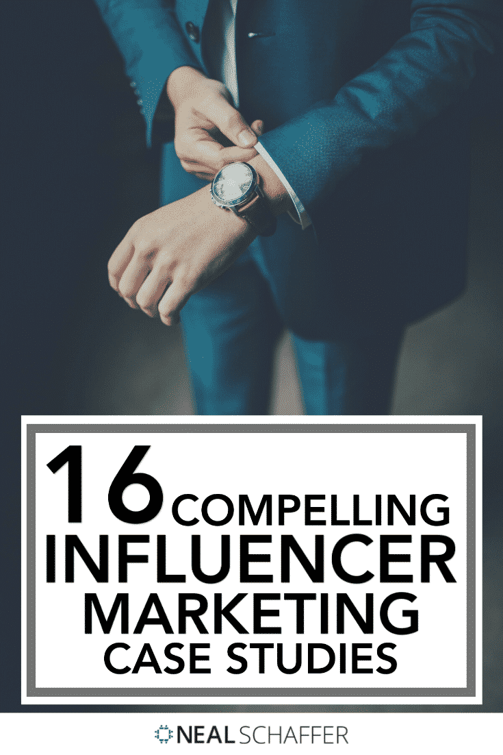 Looking for influencer marketing case studies? These 16 were hand-selected outtakes that weren't published in The Age of Influence.