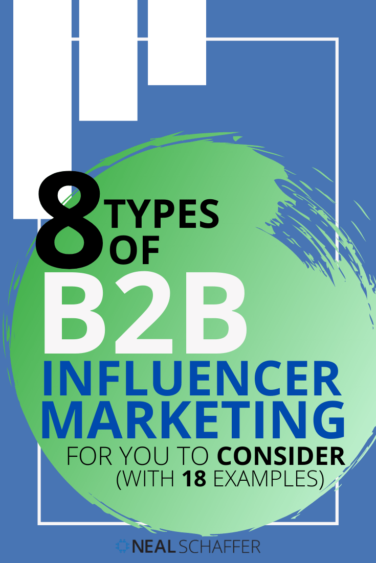 Trying to figure out your B2B influencer marketing strategy? Check out these 8 types of case studies with 18 different examples!