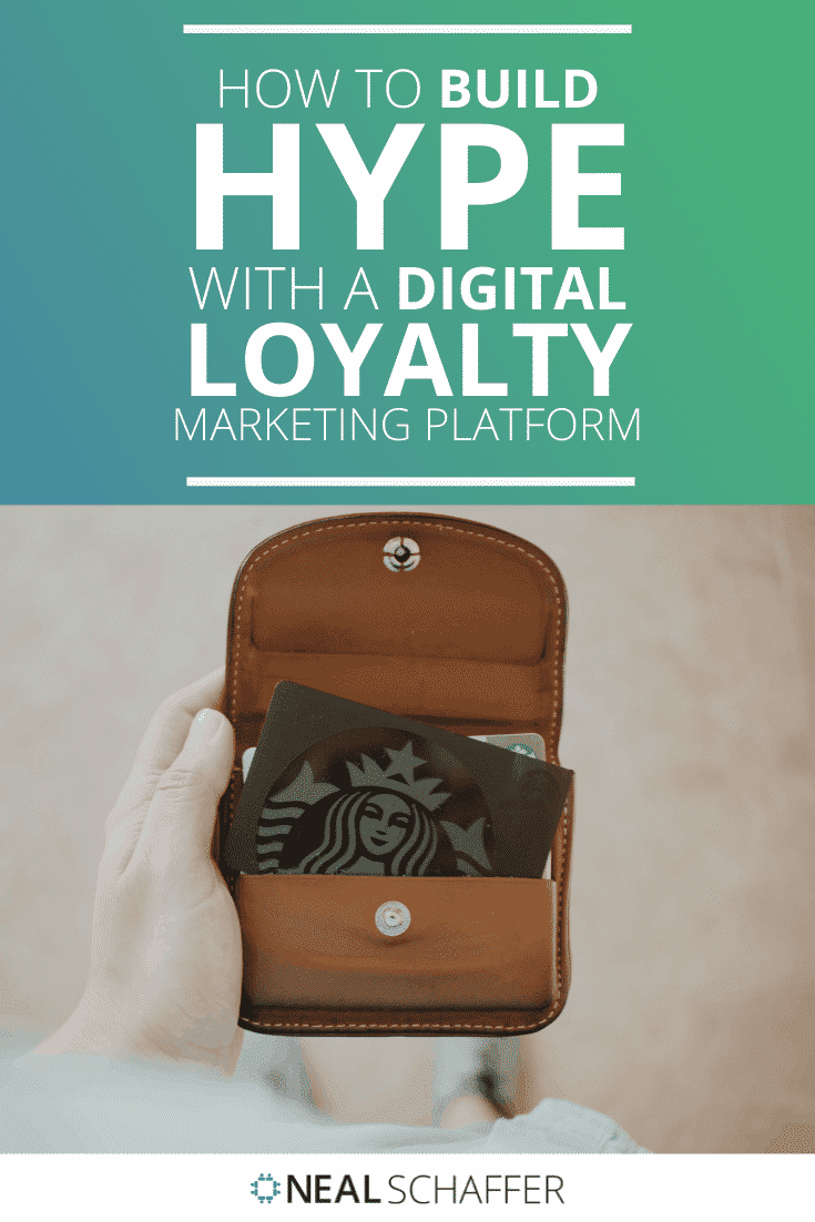 A digital loyalty marketing platform can do far more than help your business retain customers. Learn how to use it to build hype around your brand.