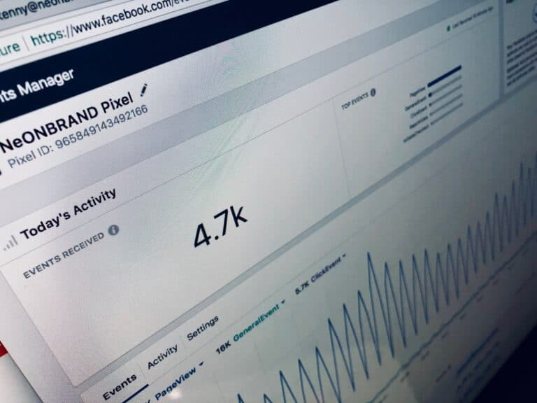 facebook influencer marketing facebook pixel report