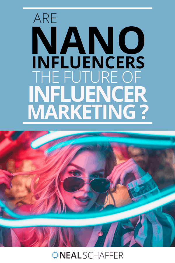 Nano influencers are an important way for brands to reach potential customers with influencer marketing in an authentic and economical way.