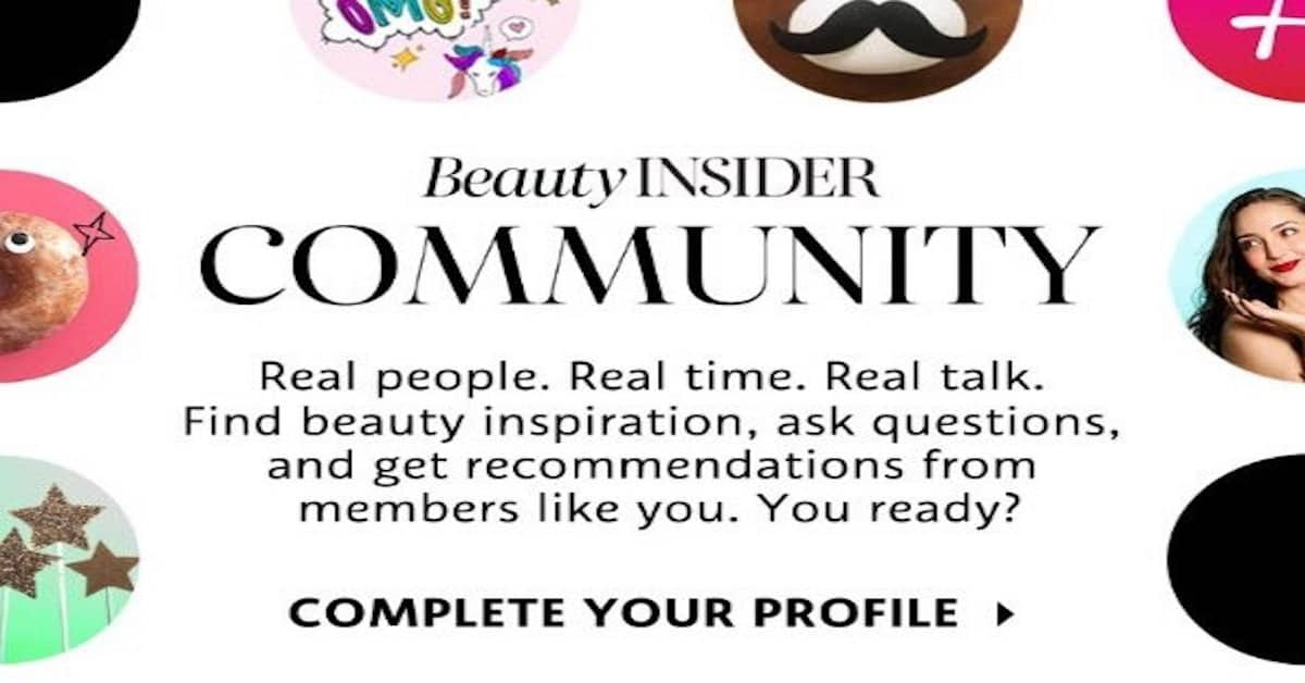 sephora beauty insider community message