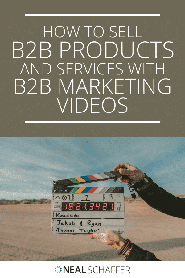 If you're a B2B company, you need to better leverage video. This guide into creating B2B marketing videos will help you at every step of the way!