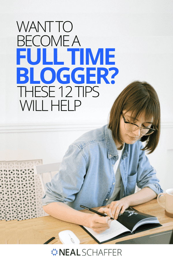 If you are looking into becoming a full time blogger, these 12 tips will save you time and help you get started the right way to regularly make money fast.