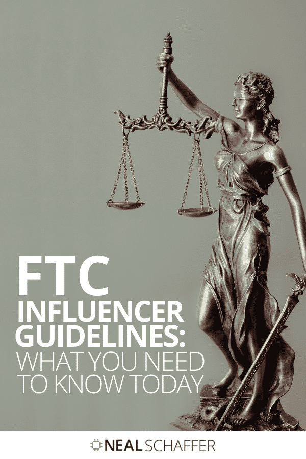 FTC influencer guidelines have been increasing in order to better regulate the influencer marketing industry. Here's what you need to know.