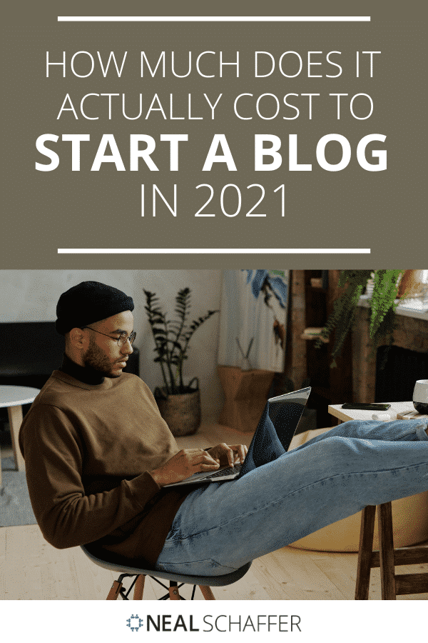 Looking to start a blog? Here's how much you can expect to pay - as well as ideas to quickly recoup your costs - in 2021 and beyond.