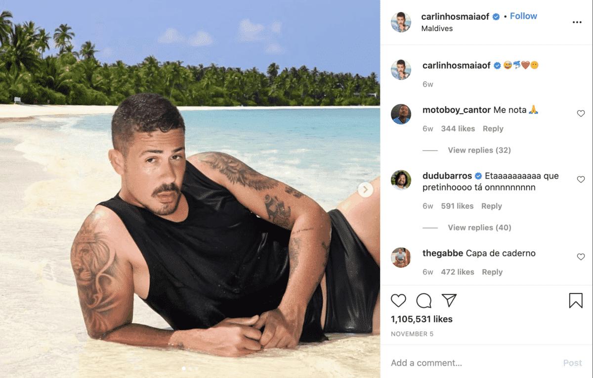 Carlinhos Maia instagram lifestyle influencer
