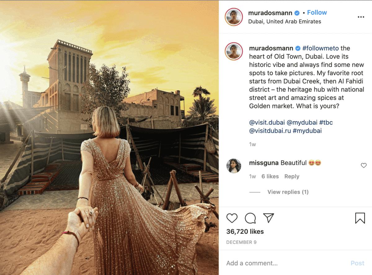 murad osmann instagram photography influencer