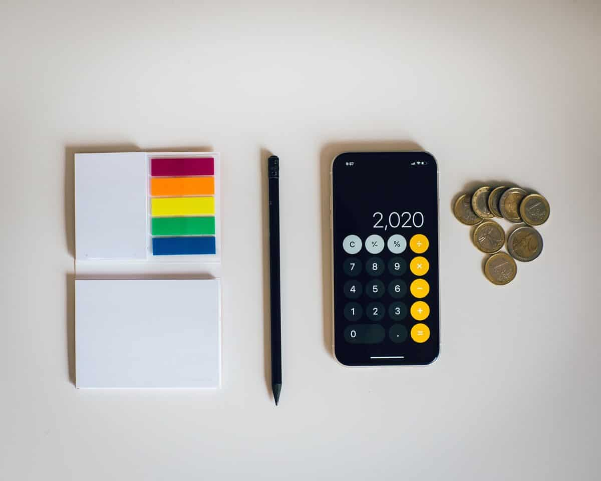 How much do Instagram influencers make? iPhone calculator