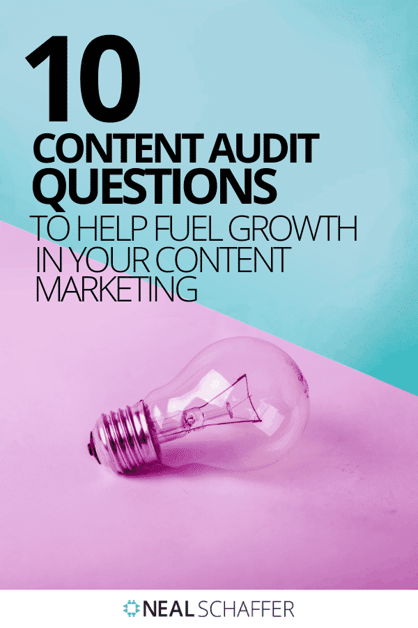 These 10 questions will help your content audit in analyzing your website content and discovering new ways to improve your content strategy.
