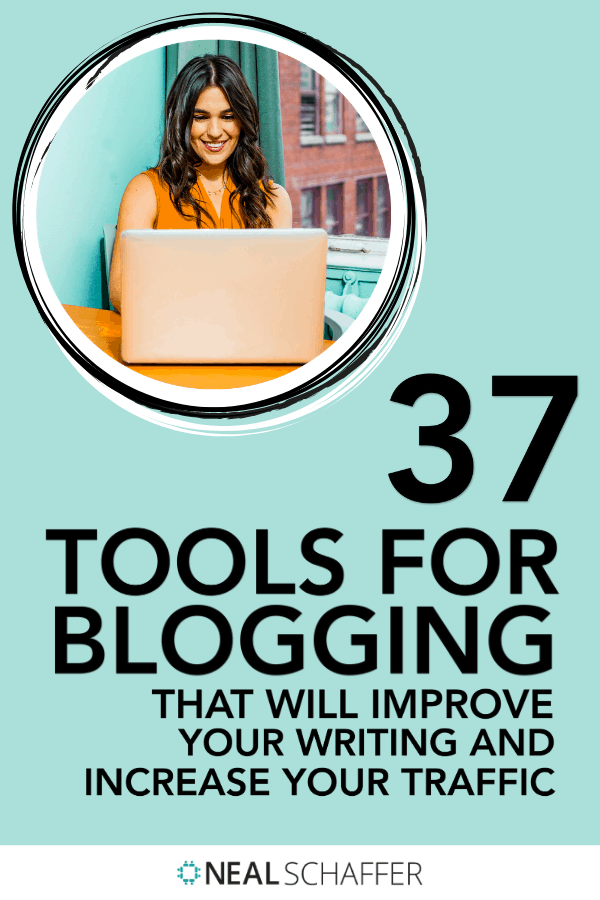 Want to improve your writing and increase your traffic through blogging? Then you'll want to check out this definitive list of blogging tools