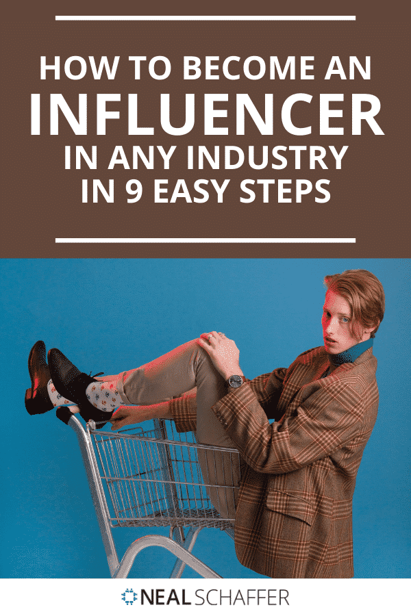 Trying to figure out how to become an influencer in your industry? Follow this 9-step formula and you will undoubtedly increase your influence.