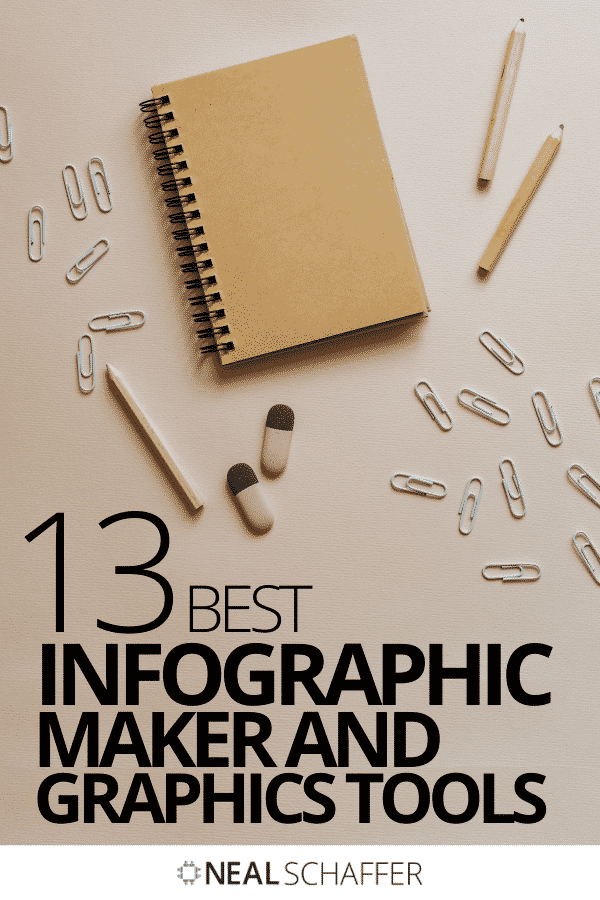 Looking for the best infographic maker or graphic tools for your digital marketing? Look no further: Here's the top 13 for you to choose from!