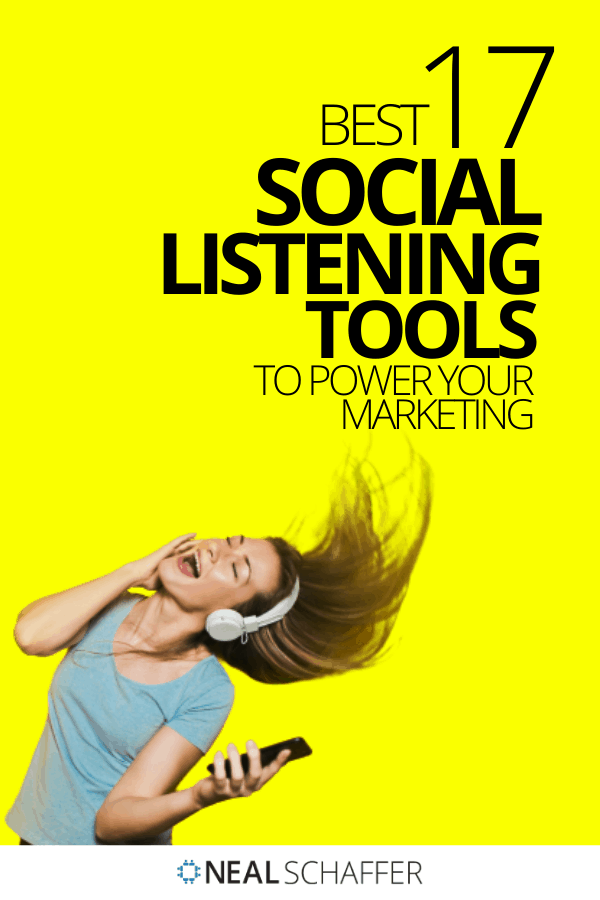 Looking for the best social listening tools? Look no further: I've analyzed the top 17 listening and monitoring tools for you!