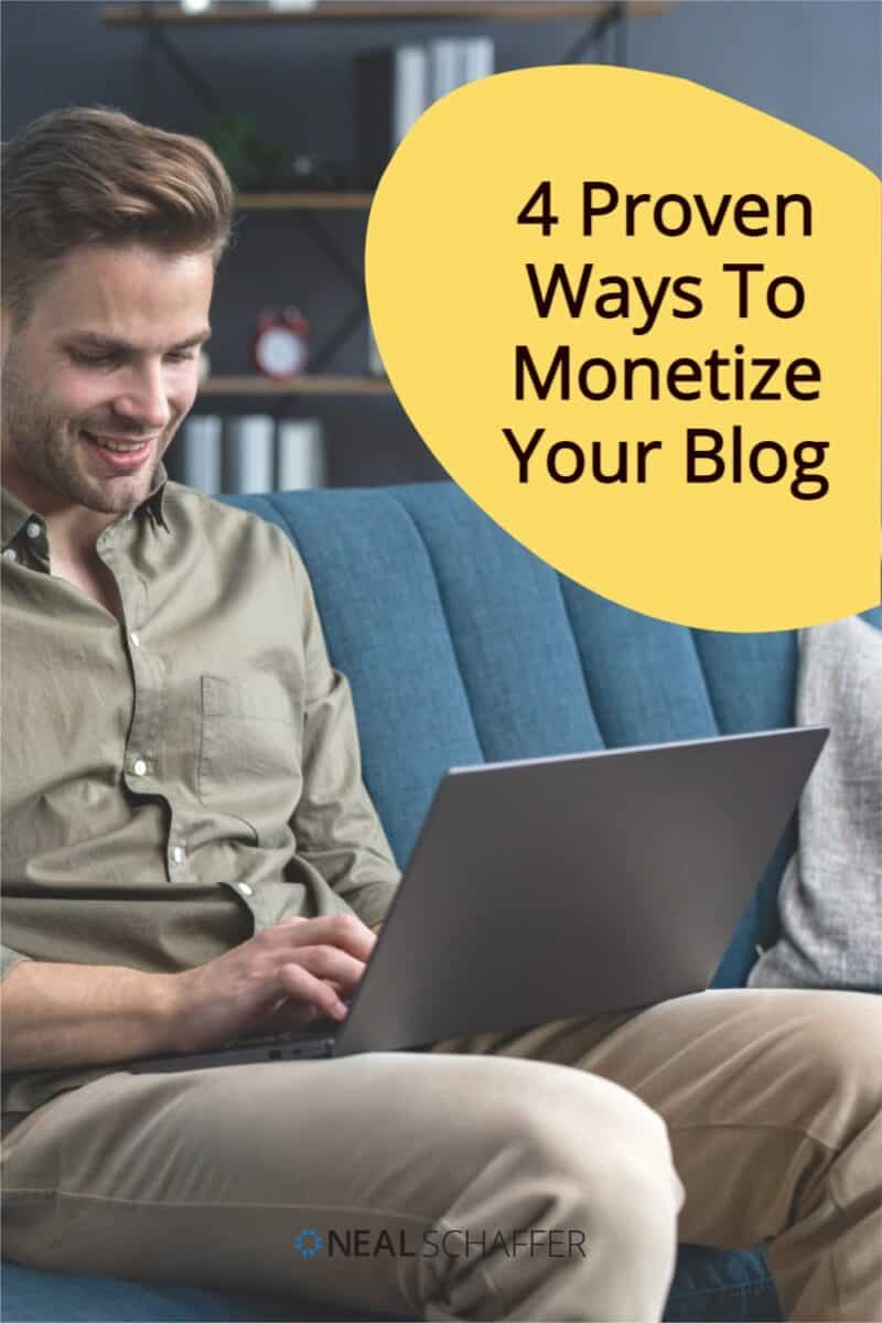 Are you looking for a way to make money from your side-project blog? Here are 4 proven ways how to monetize a blog in 2021.
