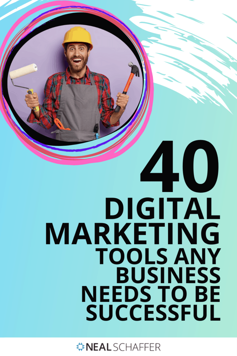 To ensure success in the marketing world, you will need a well-established array of digital marketing tools. This is what you need: